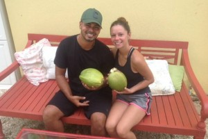 Our coconuts are a hit